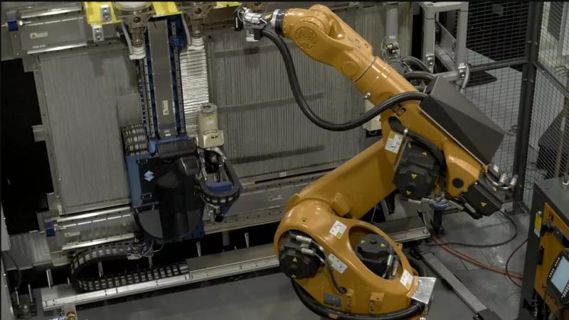 Допоміжні оперцїї робота-маніпулятора для адитивної системи Infinite Build 3D